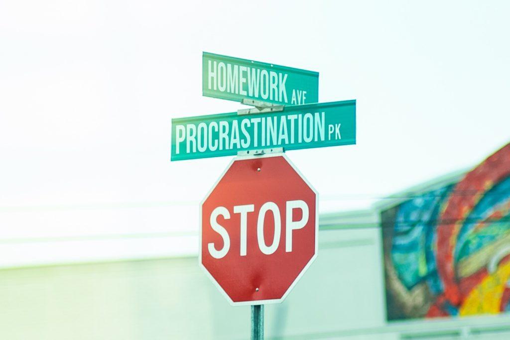 La procrastination : l'art de remettre au lendemain 1